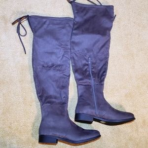 Shoes - Women's thigh high boots